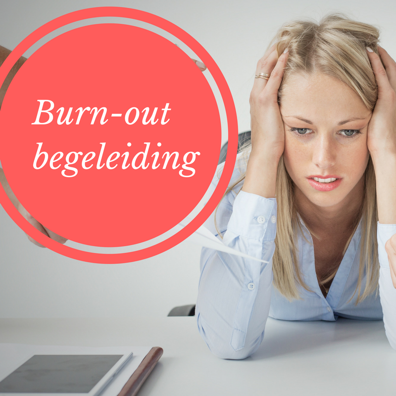 burnout burn-out begeleiding