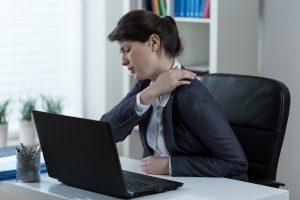 hoofdpijn nekpijn stress