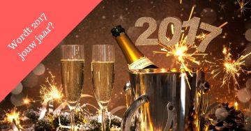 Wordt 2017 jouw jaar?