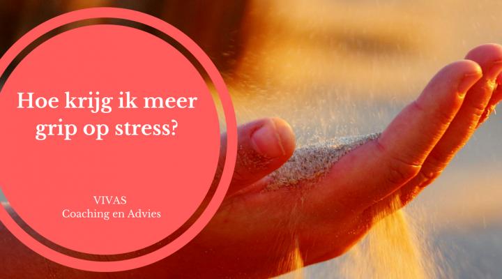 burn-out meer grip op stress