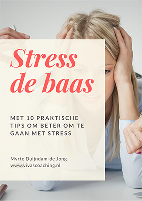 Gratis eBook Stress-de-baas