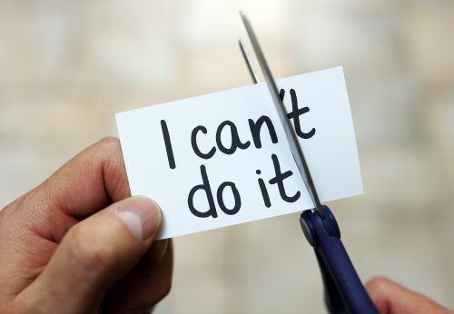 zelfvertrouwen geloof in jezelf