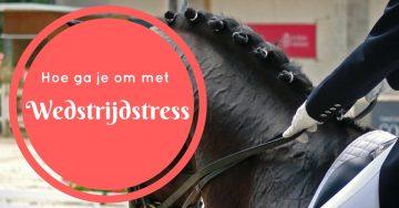 Hoe ga je om met wedstrijdstress?