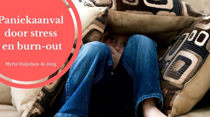 paniekaanval stress en burnout