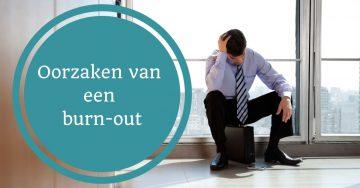 oorzaken redenen van een burnout overspannen overspannenheid depressie overwerkt stress