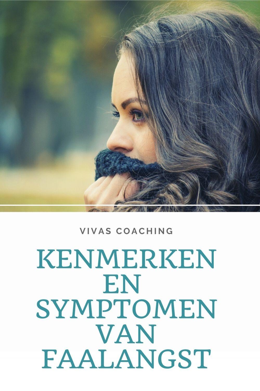 Kenmerken en symptomen van faalangst