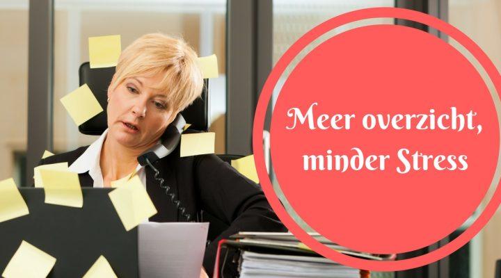 meer overzicht minder stress maak gebruik van een to-do lijstje