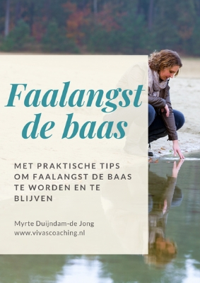 Downlooad het gratis Ebook Faalangst de Baas